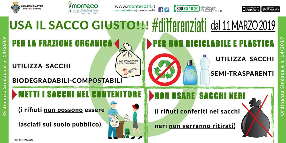 Galatina. Ordinanza Sindacale n. 14/2019