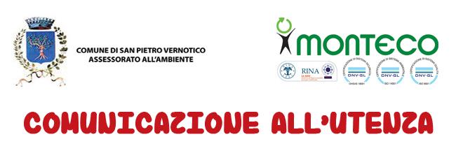 San Pietro Vernotico: avviso all'utenza, venerdì 2 giugno il Servizio di raccolta verrà regolarmente effettuato